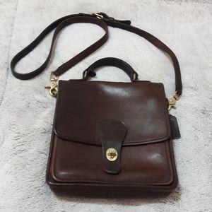 Vintage Coach handbag (#5130)